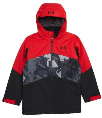 Under Armour Zumatrek Water Repellent ColdGear(R) Hooded Jacket