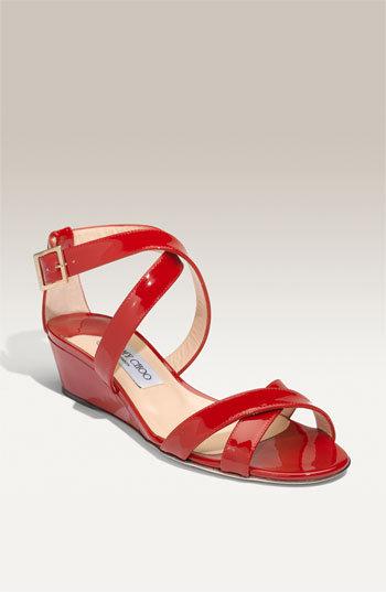 Jimmy Choo 'Connor' Wedge Sandal