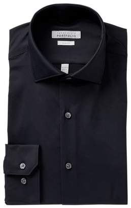 Perry Ellis Slim Fit Tech Shirt