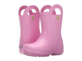 8f2ea18f0b58 Crocs Handle It Rain Boot (Toddler Little Kid)