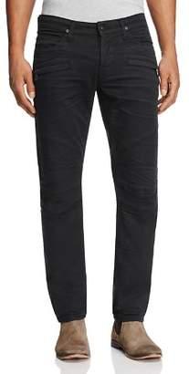 Hudson Blinder Biker Super Slim Fit Jeans in Blacklight
