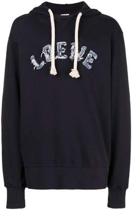 Loewe Cut hoodie