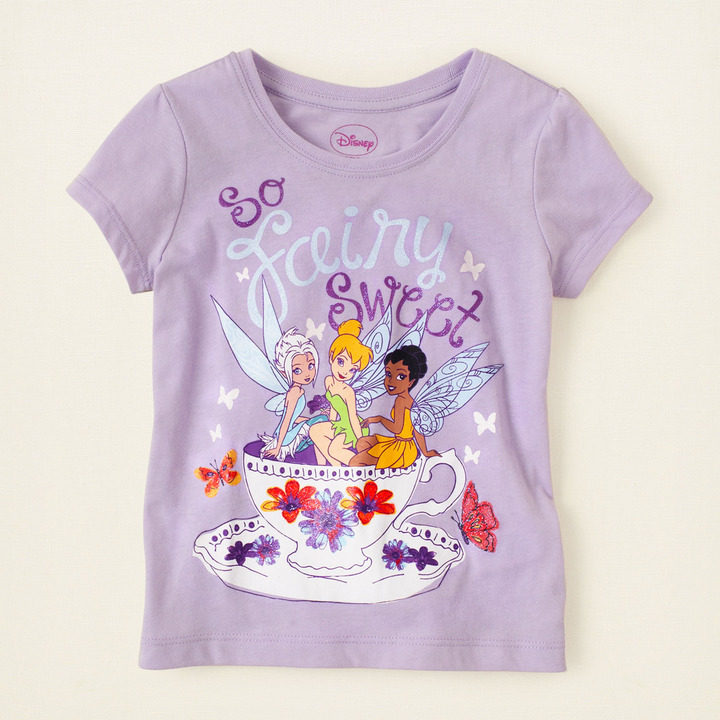 Children's Place Fairy sweet graphic tee