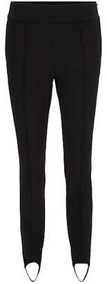 HUGO BOSS Slim-fit stirrup trouser in stretch twill