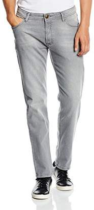 Bugatti Men's 3830D R-46607 Straight Leg Jeans - Grey