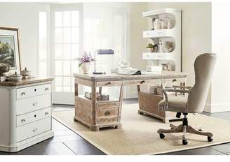 Stanley Juniper Dell 5 Piece Desk Office Suite