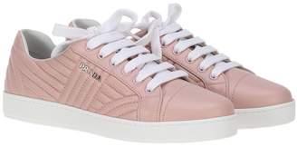 Prada Linea Rossa Sneaker Matellasse