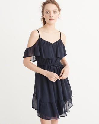 Cold-Shoulder Dress $58 thestylecure.com
