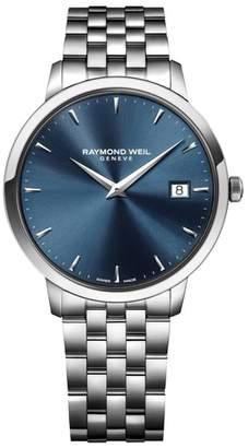 Raymond Weil Toccata Bracelet Watch, 42mm