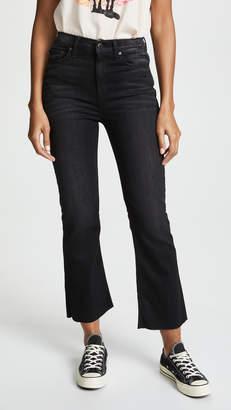 Hudson Holly HR Crop Flare Jeans
