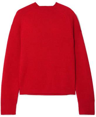 Carcel - Milano Baby Alpaca Sweater - Red