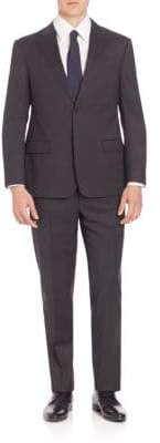 Giorgio Armani Solid Wool Suit