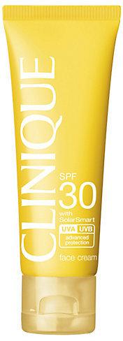 Clinique Sun SPF 30 Face Cream/1.7 oz.