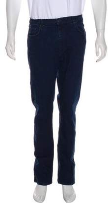 Ralph Lauren Purple Label Five-Pocket Straight-Leg Jeans