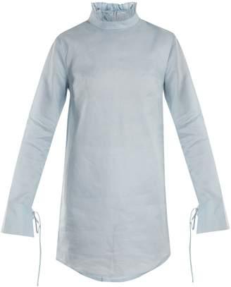 CECILIE BAHNSEN Nelly cotton mini dress