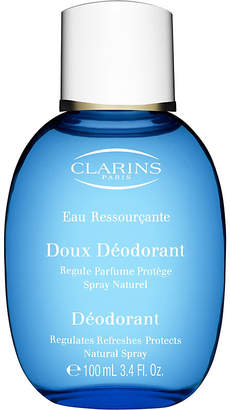 Clarins Eau Ressourçante fragranced gentle deodorant 100ml