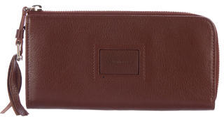 See By Chloe See by Chloé Leather Zip Wallet