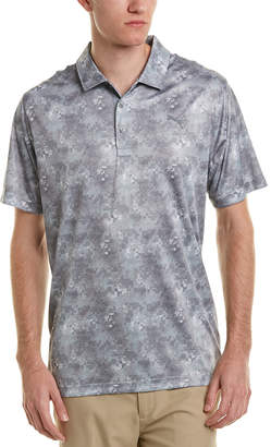 Puma Pwrcool Digital Camo Polo