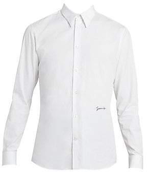 Givenchy Men's Classic Signature Slim-Fit Shirt