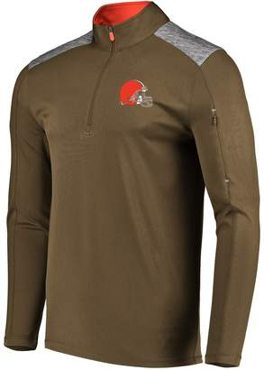 Majestic Men's Cleveland Browns Ultra Streak Pullover