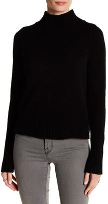 360 Cashmere Anat Turtleneck Cashmere Sweater $345 thestylecure.com