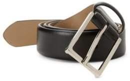 Armani Collezioni Classic Leather Belt
