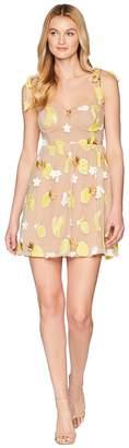 For Love & Lemons Fruit Punch Sequin Mini Dress Women's Dress
