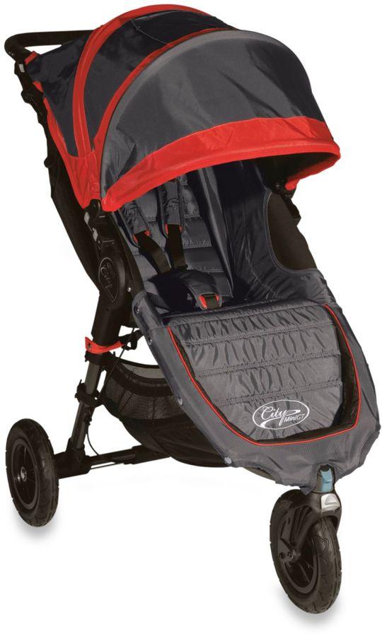 Baby Jogger Baby JoggerTM City MiniTM GT Single Stroller in Shadow/Crimson