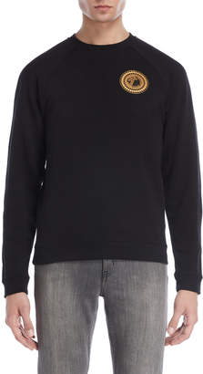 Versace Basic Crew Neck Sweatshirt