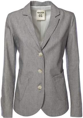 Semi-Couture Semicouture Striped Blazer