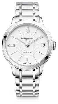 Baume & Mercier Classima 10267 Stainless Steel Bracelet Watch