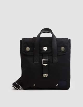 Sacai MA-1 Crossbody Bag in Black