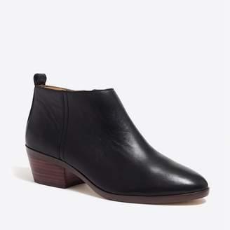 J.Crew Sawyer leather boots