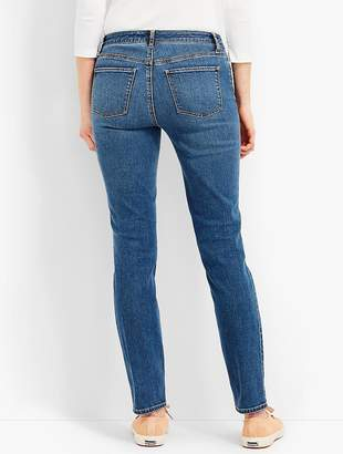 Talbots The Flawless Five-Pocket Ankle-Lagoon Wash