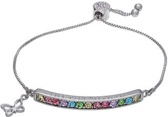 SPARKLE ALLURE Sparkle Allure Womens Multi Color Stretch Bracelet