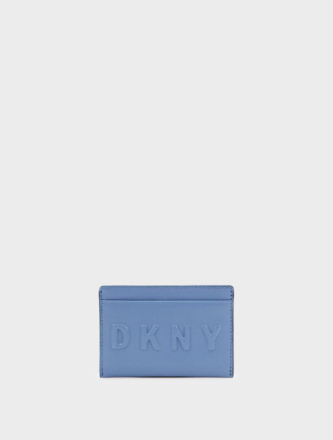 DKNYDebossed Logo Cardholder