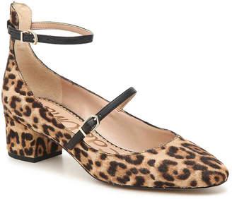 226e4131d79 Sam Edelman Lulie Pump -Black Brown Tan Leopard - Women s