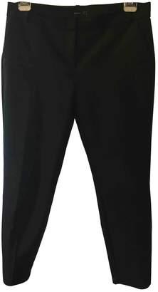 Hallhuber Black Trousers for Women
