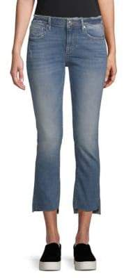 Vigoss Jagger Straight Cropped Jeans