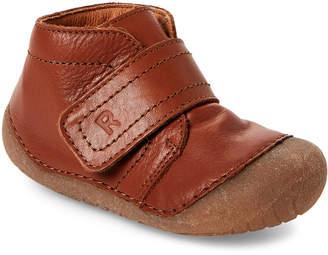 Richter Toddler Boys) Cognac Leather Booties