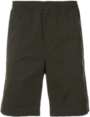 Mauro Grifoni classic fitted shorts