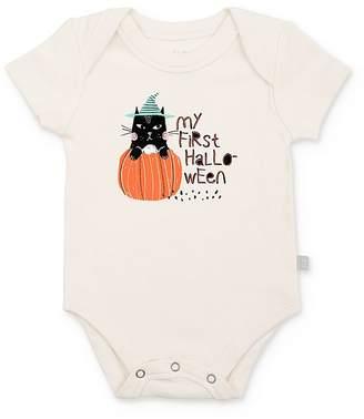 Finn & Emma Girls' First Halloween Bodysuit - Baby