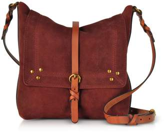 Jerome Dreyfuss Toni Suede Shoulder Bag
