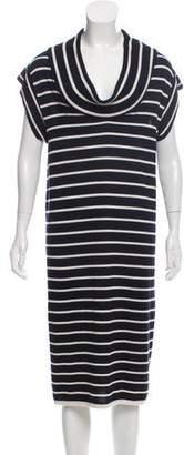 Oscar de la Renta Cashmere Sweater Dress
