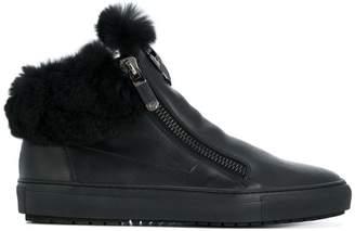 Baldinini zipped ankle boots