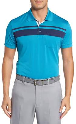 Bobby Jones R18 Tech Rondon Stripe Front Polo