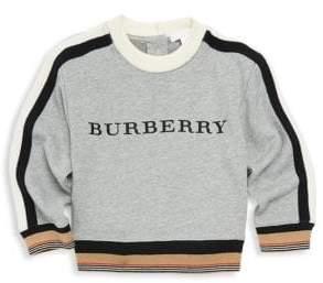Burberry Little Boy's & Boy's Logo Sweatshirt