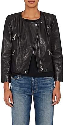 Etoile Isabel Marant Women's Grinly Lambskin Jacket