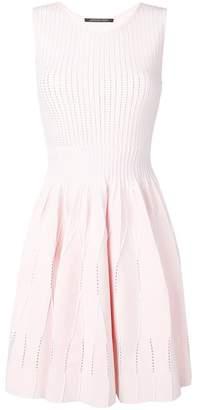 Valenti Antonino fitted waist dress