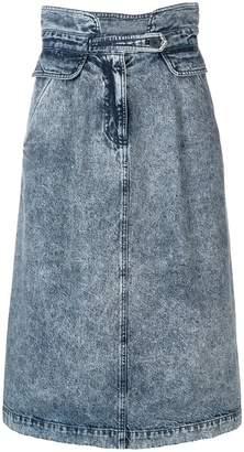 Sea Jocelyn denim skirt